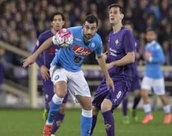 Napoli – Fiorentina probabili formazioni e ultime news, Coppa Italia quarti di finale