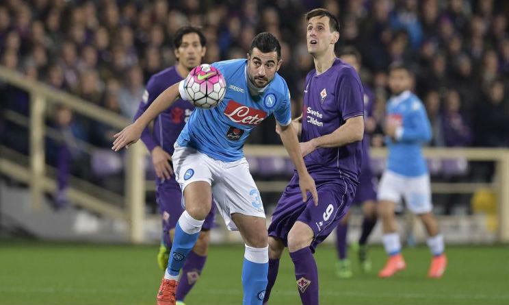 Napoli-Fiorentina 1-0: al San Paolo decide Callejon, addio coppa Italia