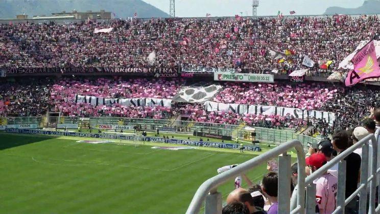 Diretta TV Palermo-Entella
