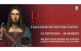 Mostre Napoli 2017, Leonardo Da Vinci al Museo Diocesano: si riaccende il dibattito sull'opera più misteriosa del genio fiorentino