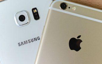 iPhone 8 vs Samsung Galaxy S8 caratteristiche, news e foto concept: smartphone tanto simili quanto diversi