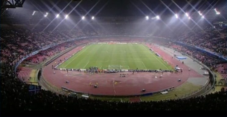 Diretta Napoli-Palermo dove vedere in tv streaming gratis