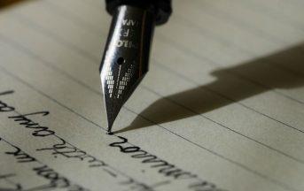 """Corsi di scrittura: quando mettere """"nero su bianco"""" le emozioni è terapeutico"""