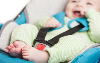 Seggiolini auto bambini novità 2017: nuove norme sicurezza, cosa cambia, le sanzioni