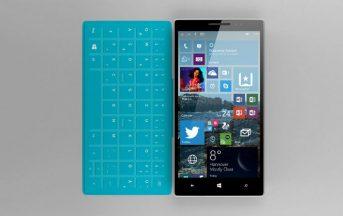 Surface Phone 2017, uscita e rumors: Windows 10 Mobile integrato su un device flessibile?