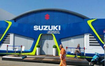 Moto GP 2017 Suzuki nuove moto, la presentazione con Iannone e Rins