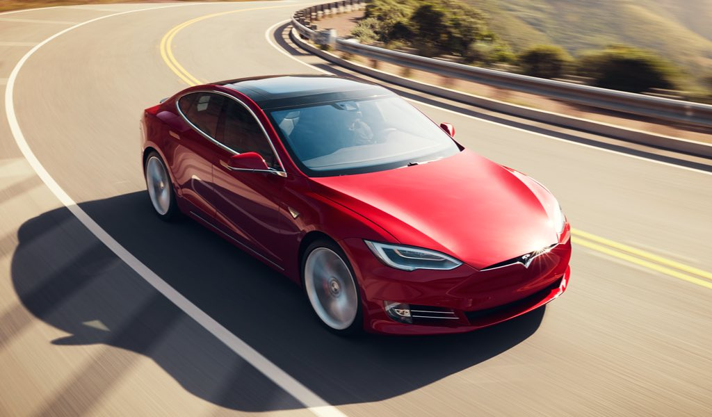 Tesla Model S 100D prezzo