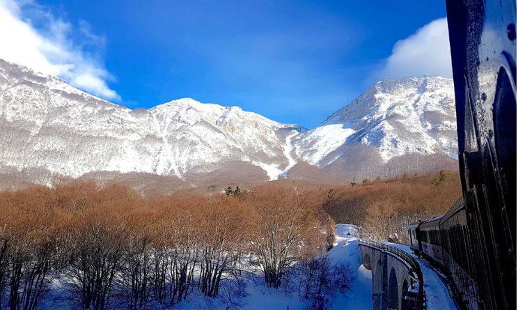 Treno della neve Sulmona-Roccaraso nuove date 2017