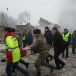 Kirghizistan disastro aereo