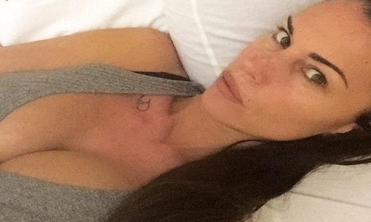 Antonella Mosetti ricoverata in ospedale Intervento superato