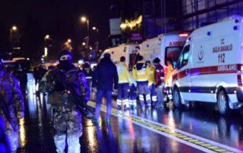 Attentato di Capodanno a Istanbul: cosa sappiamo al momento