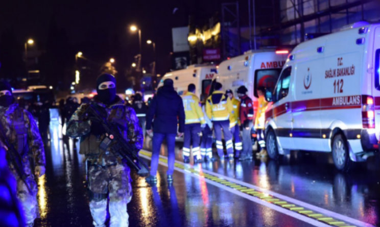istanbul isis rivendica strage