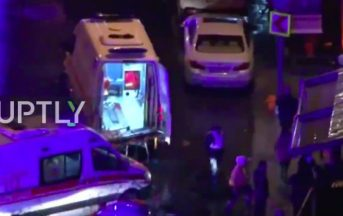 Il video dell'attentato di Capodanno a Istanbul