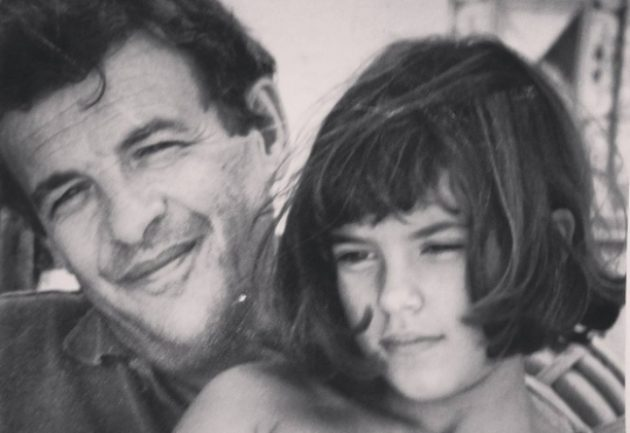 Grave lutto per Elisabetta Canalis, morto il padre