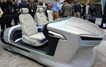 Guida autonoma, cosa cambierà? Il CES 2017 ci svela il mid-future con Audi, Mercedes e Toyota