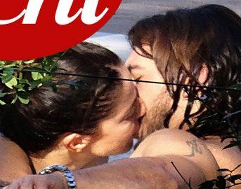 Claudia Gerini gossip: pazza d'amore per Andrea Preti