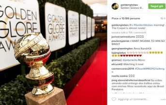 Golden Globe 2017 red carpet: ecco i vincitori di stile [FOTO]