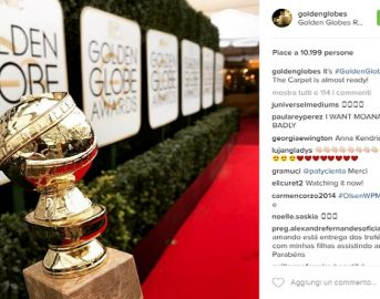 Golden Globe 2017 red carpet: ecco i vincitori di stile [FOTO]