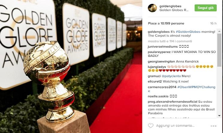 golden globe 2017, golden globe 2017 red carpet, golden globe 2017 outfit, golden globe 2017 abiti, golden globe 2017 vestiti,