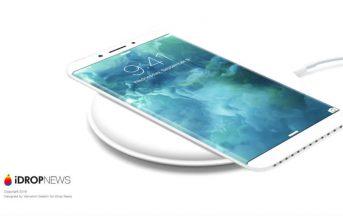 iPhone 8 prezzo uscita in Italia [video]: riconoscimento facciale, ricarica wireless e indiscrezioni anche sul nome