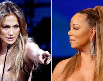 Mariah Carey e Jennifer Lopez: la nota cantante prende in giro la collega