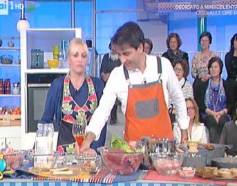 La Prova del Cuoco ricette oggi, 6 gennaio 2017: risotto alla milanese di Sergio Barzetti