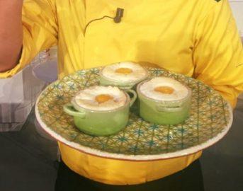 La Prova del Cuoco ricette oggi, 12 gennaio 2017: uova in cocotte di Hirohiko Shoda