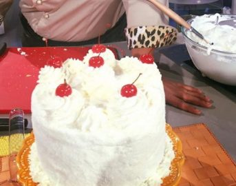 La Prova del Cuoco ricette dolci oggi, 17 gennaio 2017: la coconut cake di Ambra Romani