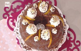 La Prova del Cuoco ricette dolci oggi, 3 gennaio 2017: savarin al cacao e arancia di Ambra Romani