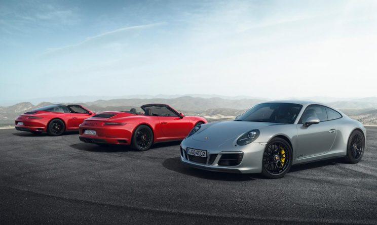 Porsche 911 GTS modelli 2017 prezzo caratteristiche