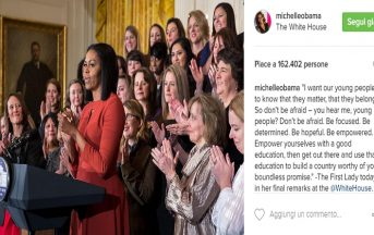 """Michelle Obama ultimo discorso, """"Sarò con voi per il resto della mia vita"""". Quali i progetti per il futuro?"""