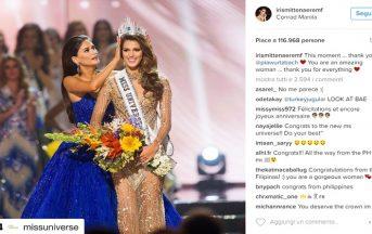 Miss Universo 2017 vincitrice: ecco le foto che raccontano chi è Iris Mittenaere