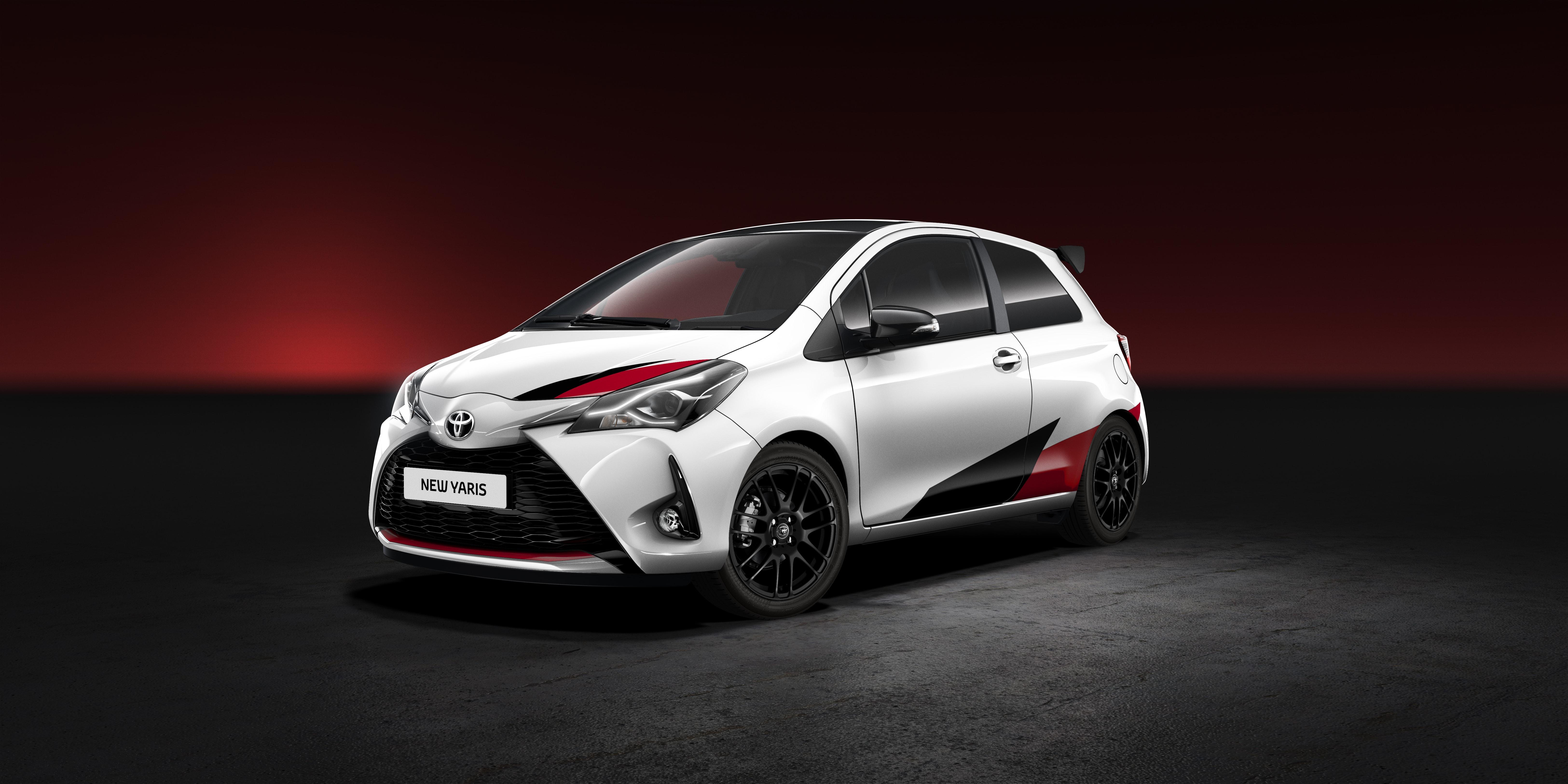 Toyota Yaris 2017 caratteristiche