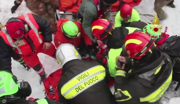 La tragedia dell'hotel Rigopiano, ecco chi sono le vittime identificate