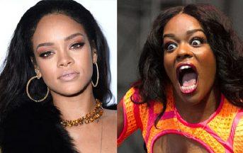 Il look di Rihanna spiazza tutti: il costume mette in risalto le sue curve mozzafiato