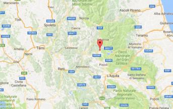Terremoto oggi centro Italia: scossa magnitudo 5.3 con epicentro tra Montereale e Capitignano
