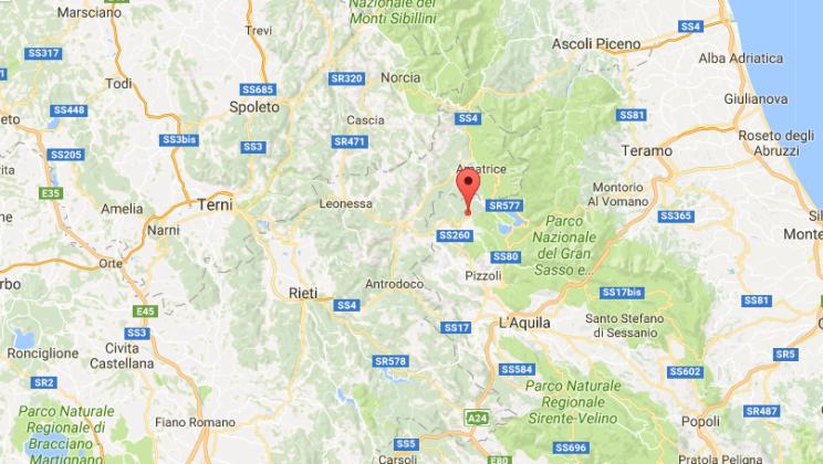 Terremoto oggi centro Italia: scossa magnitudo 5.3 con ...