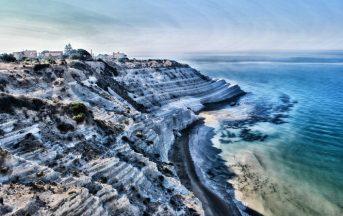 Neve al Sud: dalla Puglia alla Sicilia, le foto che lasciano a bocca aperta