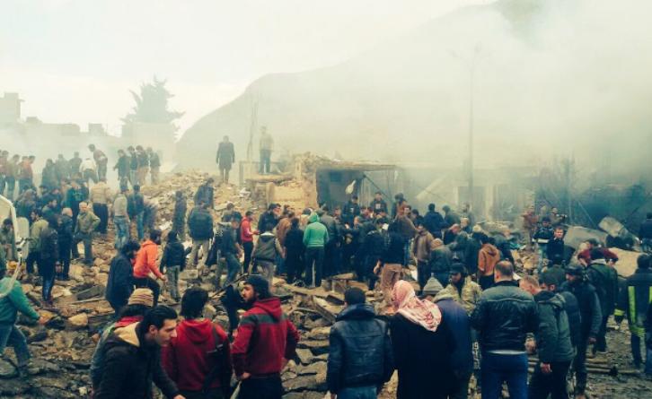 bomba cisterna siria 7 gennaio