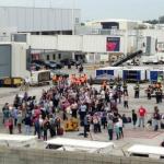 killer sparatoria aeroporto florida