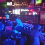 messico spari in discoteca