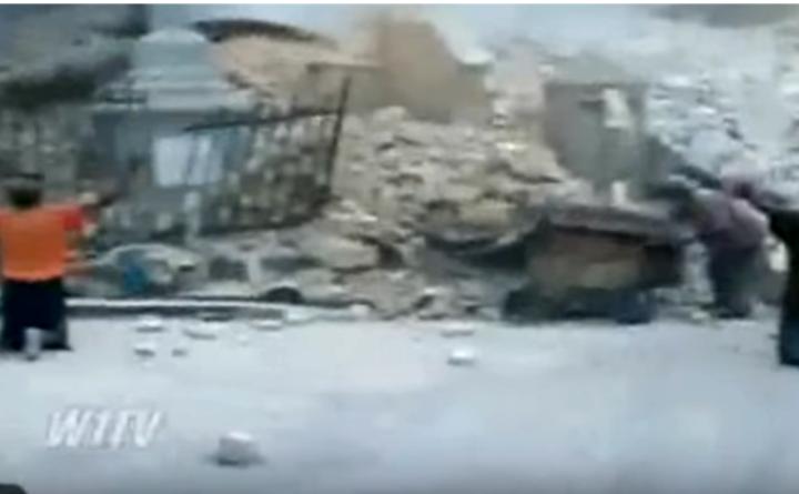 sette anni fa terremoto haiti