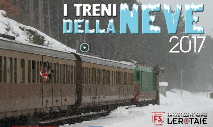 Treni storici Sulmona-Roccaraso 2017: a gennaio e febbraio, sulla  Transiberiana d'Italia innevata | UrbanPost