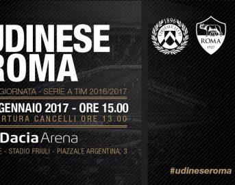 Dove vedere Udinese – Roma, Rojadirecta info: ora diretta tv e streaming gratis Serie A