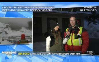 Valanga su Hotel Rigopiano news: le foto e le storie di alcuni dei dispersi