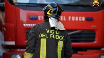 MESSINA INCENDIO MORTI DUE BAMBINI