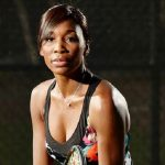 Venus Williams fisico