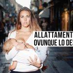 allattamento al seno, allattamento al seno flash mob, allattamento al seno luoghi pubblici, allattamento al seno ovunque lo desideri, allattamento al seno petizione,