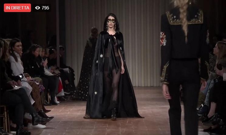 milano fashion week 2017, milano fashion week 2017 febbraio, milano fashion week 2017 alberta ferretti, milano fashion week 2017 sfilata alberta ferretti,