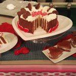 la prova del cuoco ricette dolci, la prova del cuoco oggi, la prova del cuoco ricette, la prova del cuoco ricette oggi, la prova del cuoco ricette 13 febbraio 2017, la prova del cuoco torta di san valentino, torta di san valentino natalia cattelani